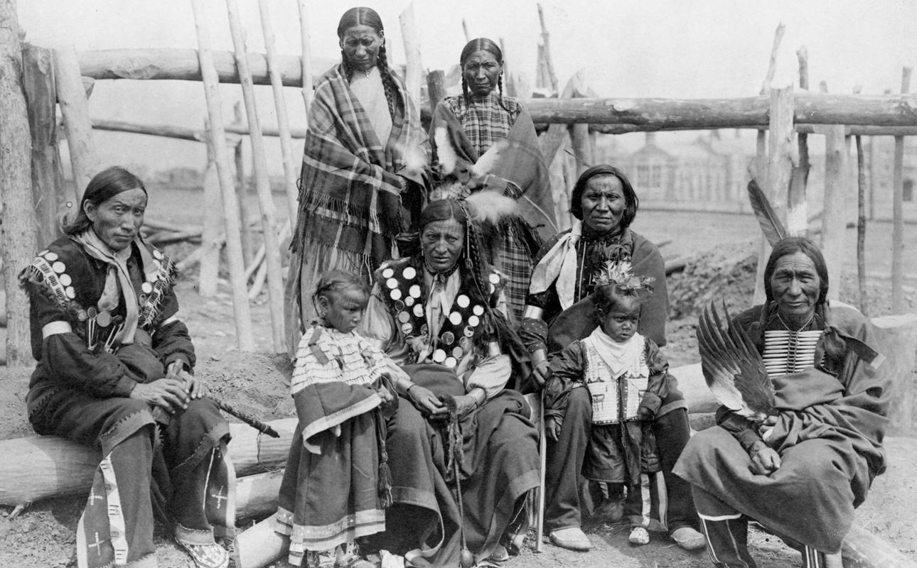 History And Ancestry Of The Lakota People – Lakota Mall